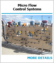 Micro Flow Control Systems