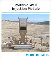Portable Well Injection Module
